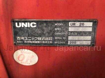 Крановая установка Unic URV263 2004 года во Владивостоке