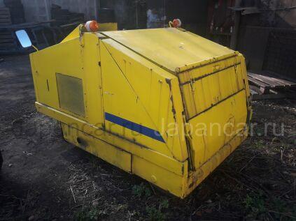 Подметально-уборочная машина HF66 1991 года во Владивостоке
