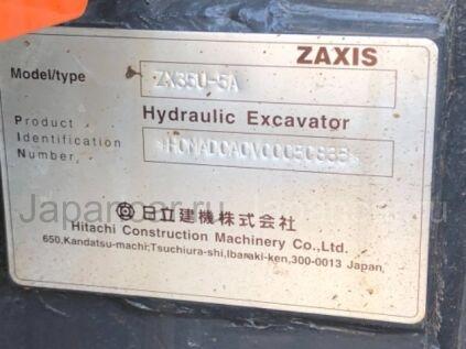 Экскаватор мини Hitachi ZX35U-5A 2014 года во Владивостоке
