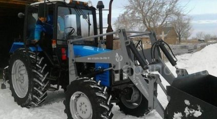 Трактор колесный мтз 82.1 2016 года в Брянске