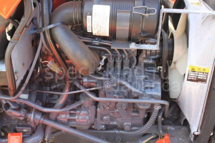 Трактор колесный Kubota GB200D в Краснодаре