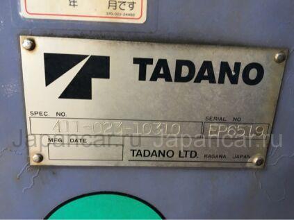 Крановая установка Tadano ZR364 во Владивостоке