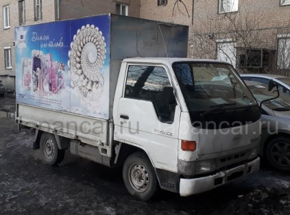 Фургон Toyota TOYOACE 1997 года в Челябинске