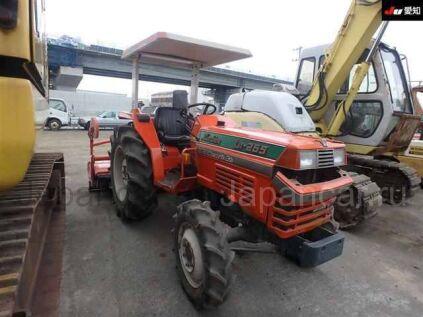 Трактор колесный KUBOTA LI265D 2007 года во Владивостоке