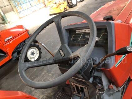 Трактор колесный KUBOTA L1-285 2000 года во Владивостоке