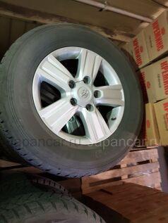 Всесезонные колеса Toyota Dunlop 285/60 18 дюймов б/у в Благовещенске