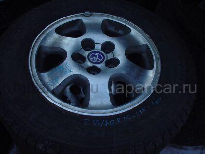 Зимние шины Michelin 215/70 16 дюймов б/у в Уссурийске