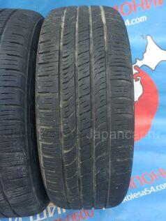 Летниe шины Kumho Sense 215/55 17 дюймов б/у в Новосибирске