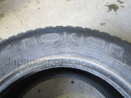 Зимние шины Nokian hakkapeliitta 225/70 16 дюймов б/у во Владивостоке