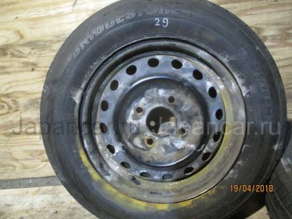 Летниe шины Bridgestone 175/70 14 дюймов б/у в Томске