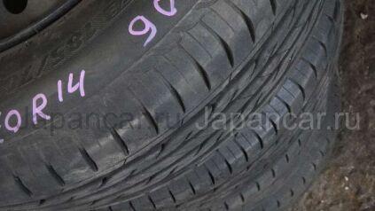 Летниe шины Bridgestone 185/70 14 дюймов б/у в Хабаровске