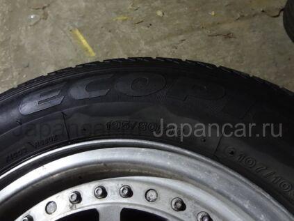 Летниe колеса Bridgestone Ecopia r680 195/80 15 дюймов Japan б/у в Артеме