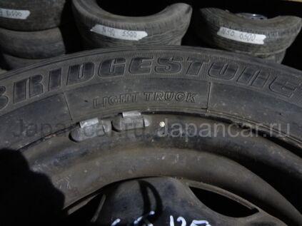 Летниe колеса Bridgestone Duravis r670 215/65 15 дюймов Japan б/у в Артеме
