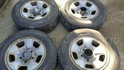 Зимние колеса Dunlop 215/65 16 дюймов Suzuki ширина 6.5 дюймов б/у в Уссурийске
