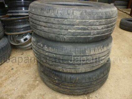 Летниe шины Dunlop 205/60 16 дюймов б/у в Уссурийске