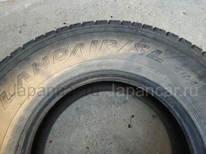 Всесезонные шины Falken Landair/sl 275/70 16 дюймов б/у во Владивостоке