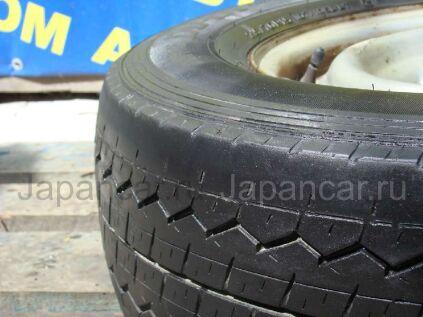 Зимние шины Dunlop Digi-type 215/70 15 дюймов б/у в Новосибирске