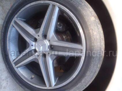 Колеса Mercedes 245/45 18 дюймов Америка б/у во Владивостоке
