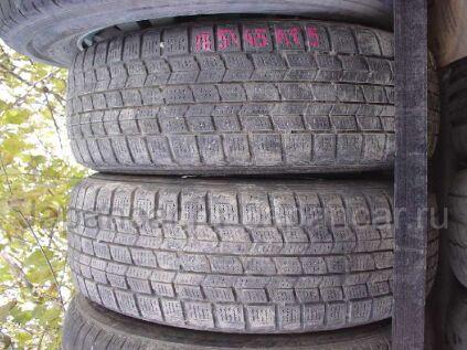 Зимние шины Dunlop 185/65 15 дюймов б/у в Уссурийске