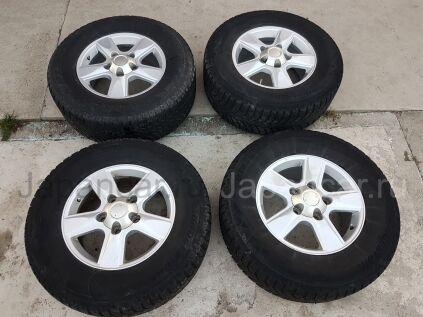 Зимние колеса Bridgestone Blizzak spike-01 285/65 17 дюймов б/у в Новосибирске