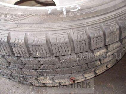 Всесезонные шины Dunlop Dsx2 195/65 15 дюймов б/у в Новосибирске