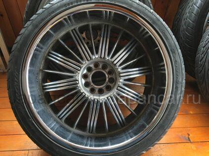 Летниe колеса Lexani 265/35 22 дюйма Elite б/у во Владивостоке