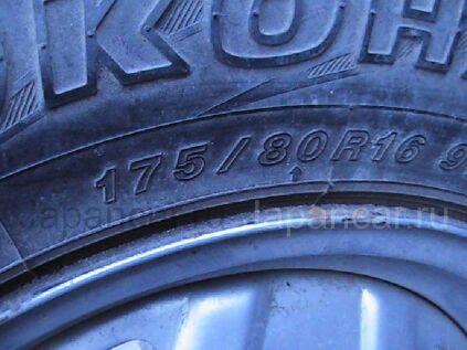 Летниe шины Suzuki Jimny 175/80 16 дюймов б/у во Владивостоке