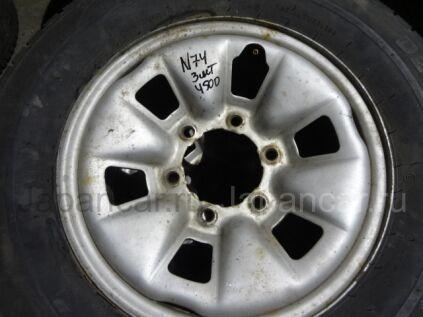 Всесезонные колеса Durun D2009 210/70 15 дюймов Japan б/у в Артеме