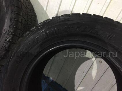 Зимние шины Bridgestone blizzak dm-v1. Япония 285/60 18 дюймов б/у во Владивостоке