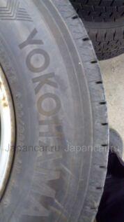 Зимние колеса Yokohama Ice guard ig91 165/80 13 дюймов Toyota б/у в Находке
