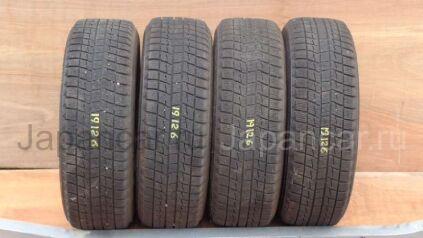 Зимние шины Bridgestone Revo1 195/60 15 дюймов б/у в Хабаровске