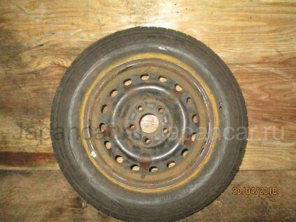 Летниe шины Dunlop 205/65 15 дюймов б/у в Томске