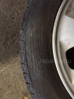 Летниe колеса Pirelli Powergy 205/55 16 дюймов Honda ширина 7 дюймов вылет 55 мм. б/у в Красноярске