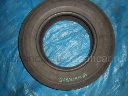 Летниe шины Bridgestone 265/65 17 дюймов б/у в Барнауле