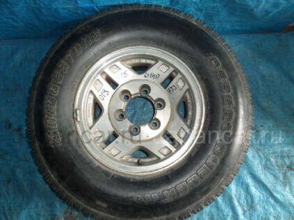 Летниe колеса Bridgestone Dueler 265/70 15 дюймов б/у в Барнауле
