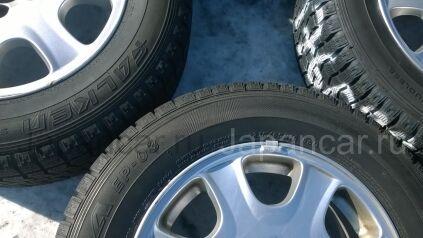 Зимние шины Falken Espia ep-03 215/65 16 дюймов б/у в Челябинске