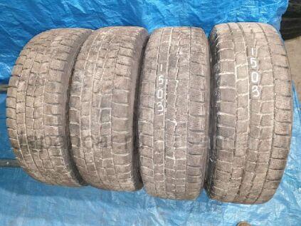 Зимние шины Dunlop Winter maxx 195/65 15 дюймов б/у в Барнауле