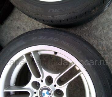 Летниe шины Pirelli Pzero nero 235/45 17 дюймов б/у в Челябинске