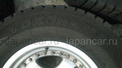 Зимние шины Yokohama geolandar go73 265/70 16 дюймов б/у в Челябинске