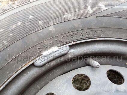 Зимние колеса Toyo Winter m2 205/70 15 дюймов б/у в Уссурийске
