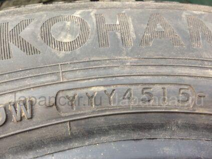 Всесезонные шины Yokohama 165/70 14 дюймов б/у в Уссурийске