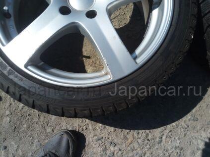 Зимние шины Michelin X-ice 215/45 17 дюймов новые в Челябинске