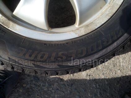 Зимние шины Bridgestone Blizzak dm-v2 225/60 17 дюймов б/у в Челябинске