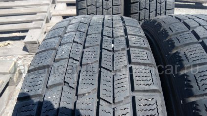 Зимние шины Dunlop Dsx-2 195/60 16 дюймов б/у в Челябинске