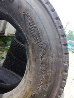 Всесезонные шины Dunlop 225/80 175 дюймов б/у в Уссурийске
