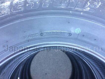 Зимние шины Япония Bridgestone blizzak revo gz 205/70 15 дюймов новые во Владивостоке