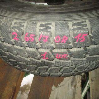 Зимние шины Toyo Tranpath 265/70 15 дюймов б/у в Новосибирске