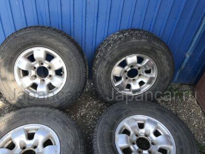 Всесезонные колеса Yokohama 265/70 15 дюймов б/у в Благовещенске