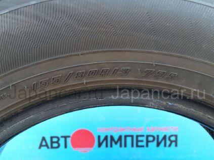 Летниe шины Goodyear 155/80 13 дюймов б/у в Чите