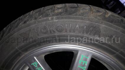 Зимние шины Japan Yokohama 215/60 16 дюймов б/у в Барнауле
